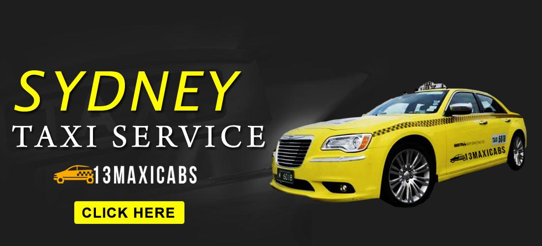 Sydney 13 Maxi Cabs